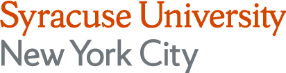 Syracuse University New York City logo